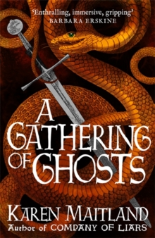 A Gathering of Ghosts, Hardback Book