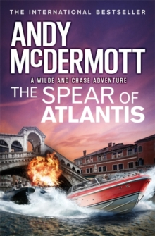 The Spear of Atlantis (Wilde/Chase 14), Hardback Book