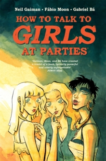 How to Talk to Girls at Parties, Hardback Book