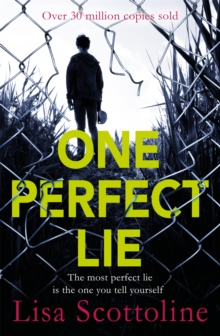 One Perfect Lie, Paperback Book