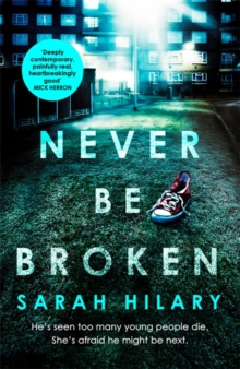 Never Be Broken (D.I. Marnie Rome 6), Hardback Book