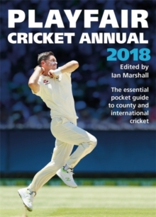 Playfair Cricket Annual 2018, Paperback Book