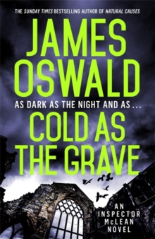 Cold as the Grave : Inspector McLean 9, Hardback Book
