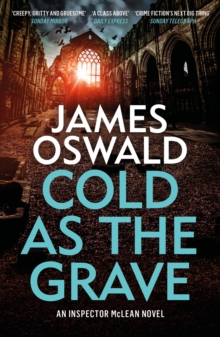 Cold as the Grave : Inspector McLean 9, EPUB eBook