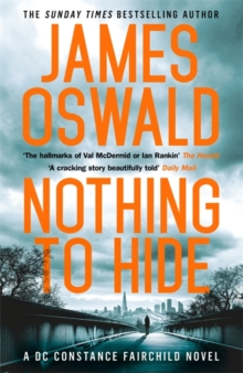 Nothing to Hide, Paperback / softback Book