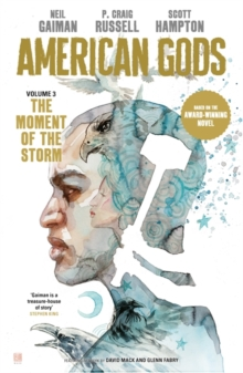 American Gods: The Moment of the Storm, Hardback Book
