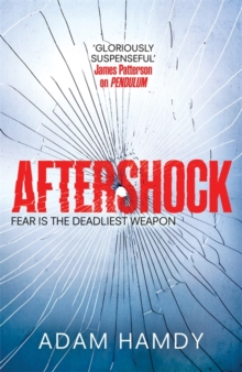 Aftershock : (Pendulum Series 3), Hardback Book