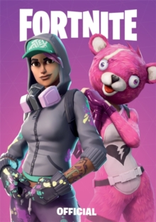FORTNITE Official A5 Notebook : Fortnite gift; 210 x 165mm; ideal for battle strategy notes and fun with friends; 80 pages, Miscellaneous print Book