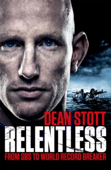Relentless, Hardback Book