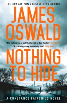 Nothing to Hide, Hardback Book