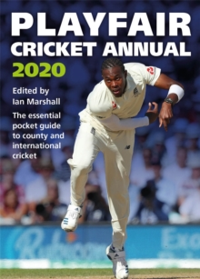 Playfair Cricket Annual 2020, Paperback / softback Book