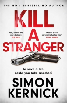 Kill A Stranger : the twisting new thriller from the number one bestseller, Paperback / softback Book