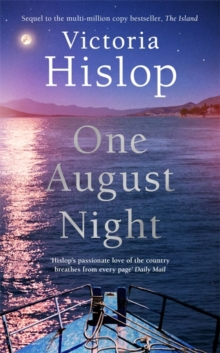 One August Night : Sequel to much-loved classic, The Island, Hardback Book