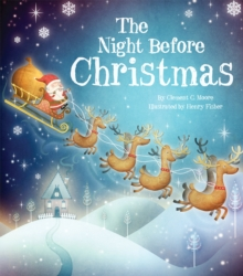 The Night Before Christmas (Picture Story Book), Paperback Book
