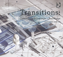 Transitions: Concepts + Drawings + Buildings, Paperback / softback Book