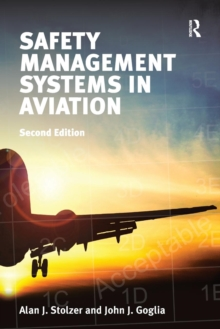 Safety Management Systems in Aviation, Paperback / softback Book