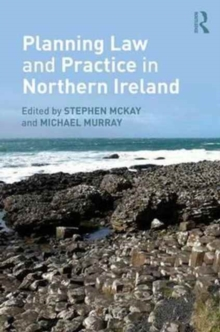 Planning Law and Practice in Northern Ireland, Hardback Book
