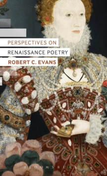 Perspectives on Renaissance Poetry, Hardback Book