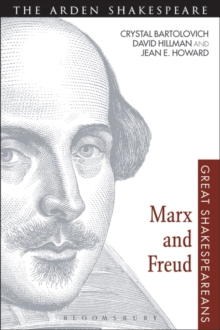 Marx and Freud : Great Shakespeareans: Volume X, Paperback / softback Book