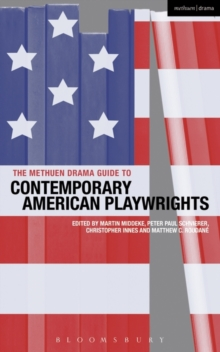 The Methuen Drama Guide to Contemporary American Playwrights, Hardback Book