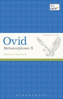 Ovid, Metamorphoses X, Paperback / softback Book