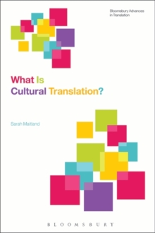What Is Cultural Translation?, Hardback Book