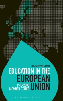 Education in the European Union: Pre-2003 Member States, Hardback Book