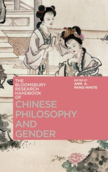 The Bloomsbury Research Handbook of Chinese Philosophy and Gender, Hardback Book