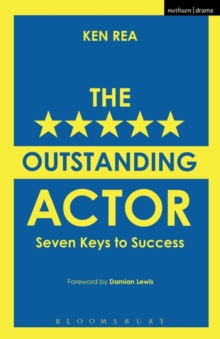 The Outstanding Actor : Seven Keys to Success, Paperback / softback Book