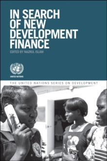 In Search of New Development Finance, Hardback Book