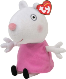 PEPPA PIG SUZY SHEEP BEANIE,  Book