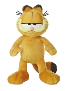 GARFIELD 15 INCH SOFT TOY,  Book