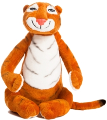 Tiger Who Came to Tea Hand Puppet 12 Inches,  Book