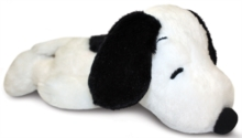 Snoopy Lying 9 Inch Soft Toy,  Book