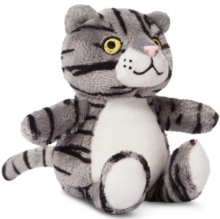 Mog the Forgetful Cat Buddies 6 Inch Soft Toy,  Book
