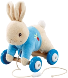 Peter Rabbit Pull Along Soft Toy