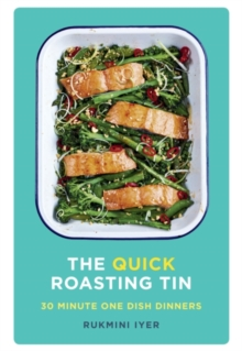 QUICK ROASTING TIN SIGNED, Hardback Book