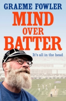Mind Over Batter - Signed Edition, Hardback Book