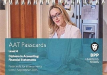 AAT Financial Statements : Passcards, Spiral bound Book