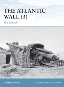 The Atlantic Wall (3) : The Sudwall, Paperback Book