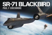 SR-71 Blackbird, Hardback Book