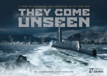 They Come Unseen : A Game of Submarines and Subterfuge in the Cold War, Game Book