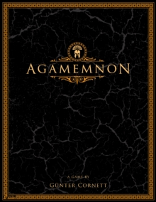 Agamemnon : A fast-paced strategy game for two players, Game Book