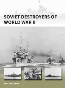 Soviet Destroyers of World War II, Paperback Book
