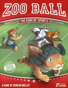 Zoo Ball : The King of Sports, Game Book