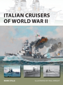 Italian Cruisers of World War II, Paperback Book
