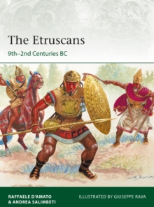 The Etruscans : 9th-2nd Centuries BC, Paperback / softback Book