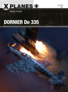 Dornier Do 335, EPUB eBook