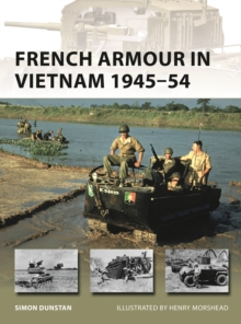 French Armour in Vietnam 1945-54, Paperback / softback Book