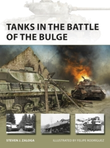 Tanks in the Battle of the Bulge, Paperback / softback Book